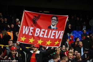 we beleive