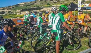 Τρίτος αγώνας κυπέλλου ορεινής ποδηλασίας-Cyprus Sunshine Cup 2017