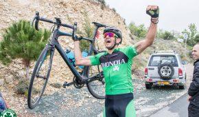 Θέσεις βάθρου για την ομάδα ποδηλασίας και στο κύπελλο Ευαγόρα 2017 (Φωτορεπορτάζ)