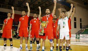 """""""Να τους Πρωταθλητές""""! Στον ουρανό σηκώθηκε το 3ο συνεχόμενο! (pics)"""